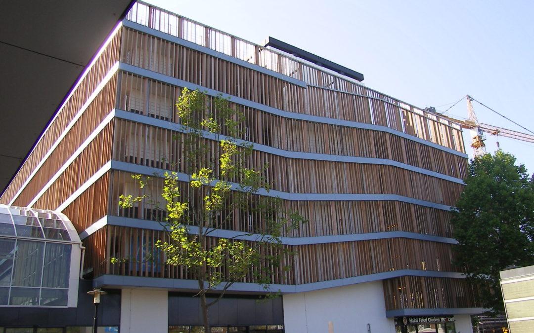 Parkeergarage Nova Utrecht