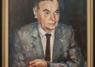 schilderij J. Klinkers